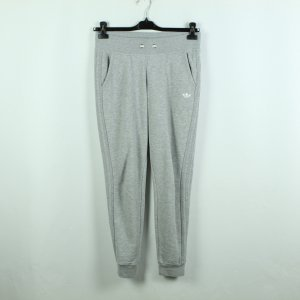 Adidas Originals Sweat Pants silver-colored copper rayon