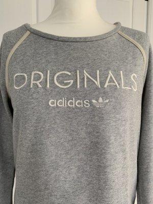Adidas Originals Sweatshirt lichtgrijs