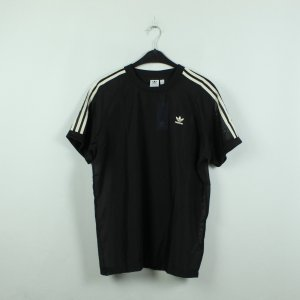 ADIDAS ORIGINALS T-Shirt Gr. 40 schwarz/weiß NEU (21/01/039*)