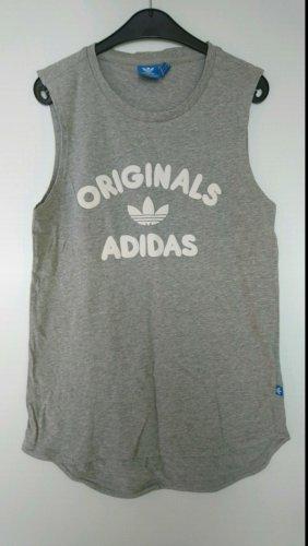 Adidas Originals Tanktop lichtgrijs