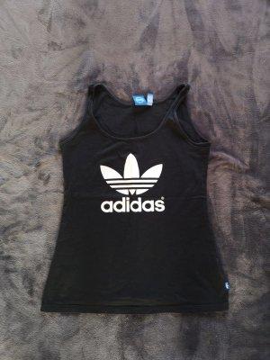 Adidas Originals Top de tirantes negro