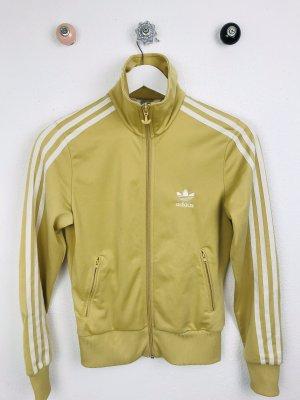 Adidas Giacca sport oro