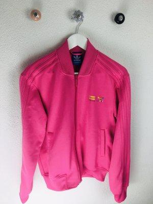 Adidas Originals Chaqueta deportiva rosa-rosa neón