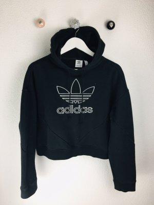Adidas Originals Sudadera corto negro