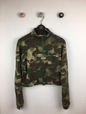 Adidas Originals X Camo Zip Sweater Gr. L (40)