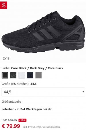 adidas Originals »ZX FLUX« Sneaker