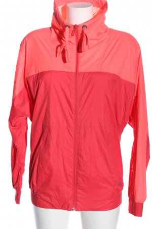 Adidas Outdoor Jacket red athletic style