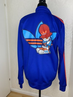 Adidas Sports Vests blue-red