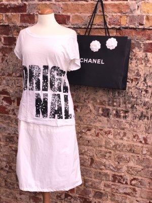 adidas Paisley Short-Sleeved Top t-Shirt S M 36 38 40