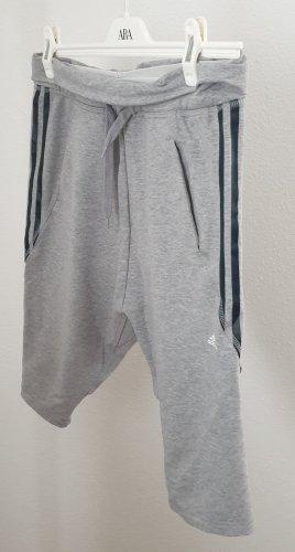Adidas Originals Pantalon 3/4 argenté coton