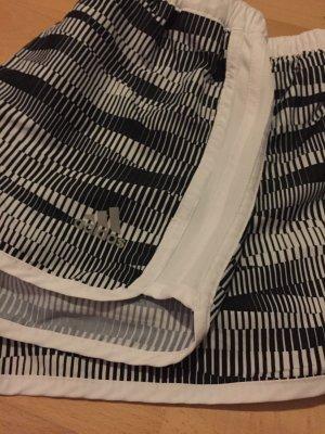 Adidas Thermobroek zwart-wit