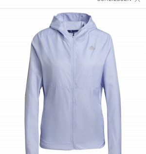 Adidas Performance Jacke in Pastell lila