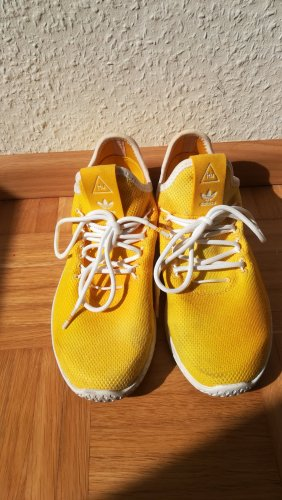 Adidas Originals Zapatilla brogue amarillo