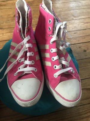 Adidas Pink Star