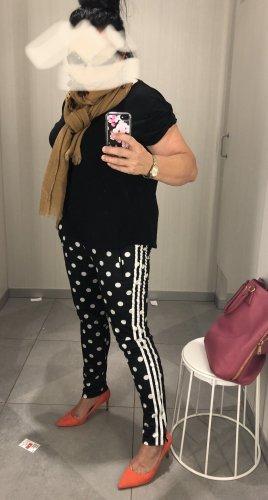Adidas Polka dot Lifestyle Hose gepunktet 38 40 neu