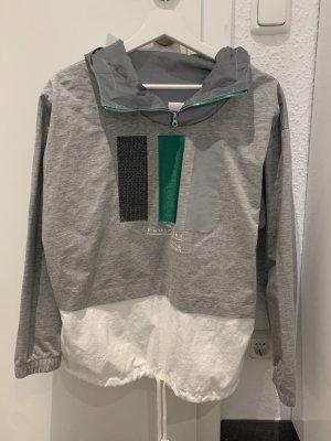 Adidas Rain Poncho light grey-grey