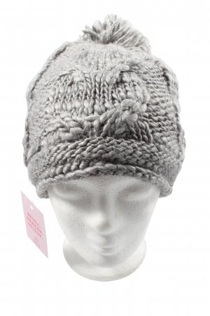 Adidas Bobble Hat light grey casual look