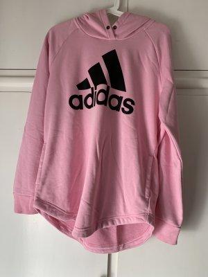 Adidas Cardigan lungo rosa