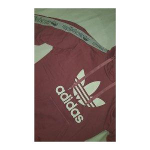 Adidas Sweter oversize różowy
