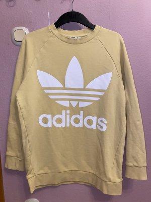Adidas Pulli/Pullover/Sweatshirt gelb