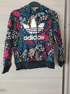 Adidas Sweter z kapturem czarny