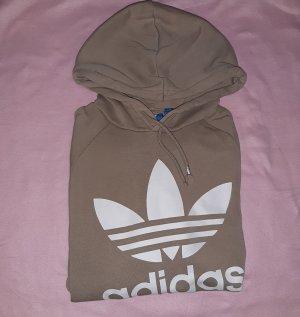 Adidas Originals Capuchon sweater licht beige