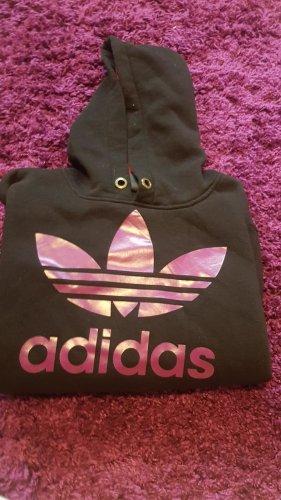 Adidas Originals Long Sweater black-lilac