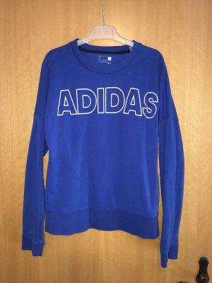 Adidas Pullover blau S