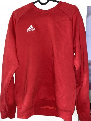 Adidas Jersey holgados rojo