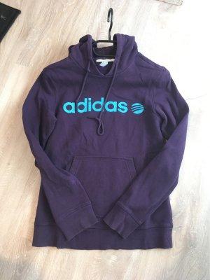 Adidas NEO Pull à capuche violet