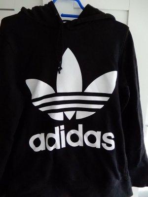 Adidas Originals Capuchon sweater zwart-wit