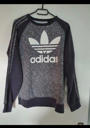 Adidas Sweatshirt met capuchon veelkleurig
