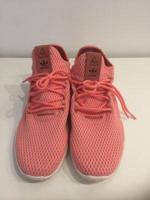 Adidas Originals Basket slip-on rose synthétique
