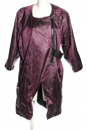 Adidas Ponczo przeciwdeszczowe fiolet W stylu casual