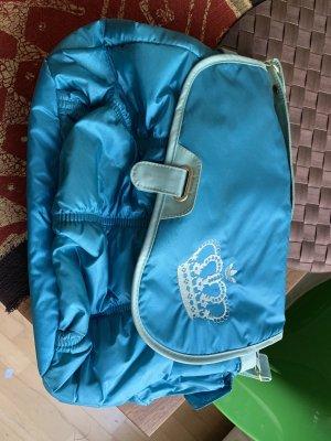 Adidas Stoffen tas korenblauw