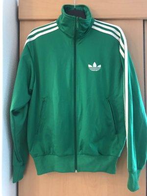 Adidas Retro oldschool Sweatjacke Jacke Gr.S (Damen M L 38-40)