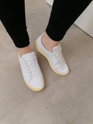 Adidas Retro Sneaker Leder weiß 38.5