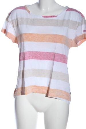 Adidas Stripe Shirt striped pattern casual look