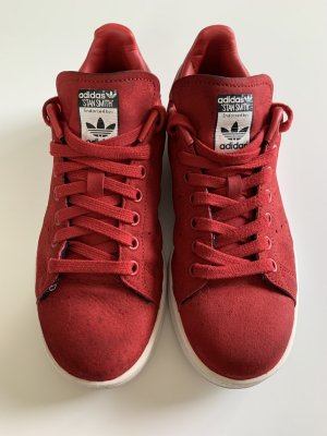 adidas stan smith Chaussure skate rouge