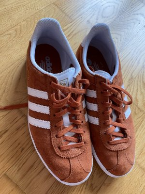 Adidas Sneaker stringata ruggine