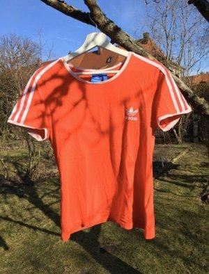 Adidas rotes T-Shirt