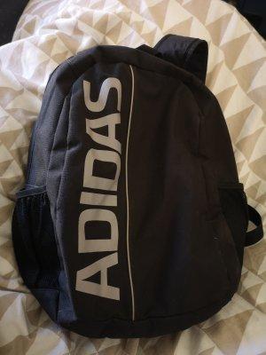 Adidas Sporttas zwart-grijs