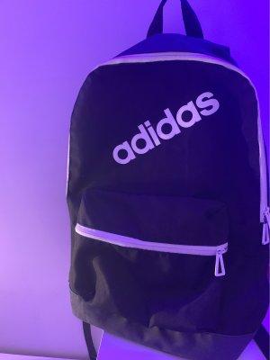 Adidas Sac à dos collège blanc-noir