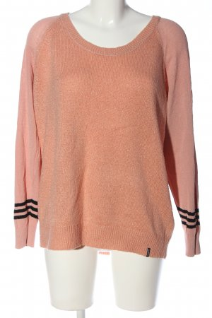 Adidas Rundhalspullover pink Casual-Look
