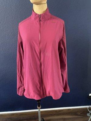 Adidas Running Lauf Jacke Gr. XL pink top