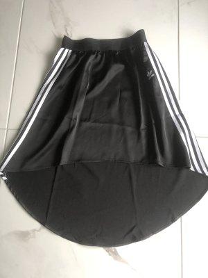 Adidas Asymmetrische rok zwart-wit
