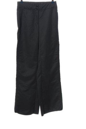 Adidas Stoffhose schwarz Casual-Look