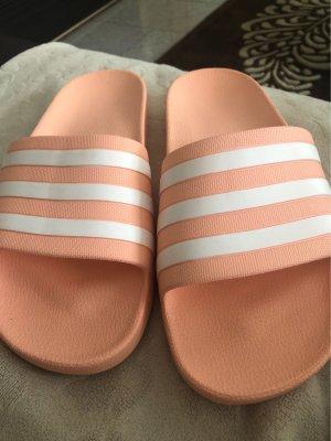 Adidas Ciabatta aperta rosa antico-rosa pallido