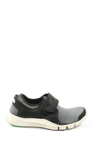 Adidas Schlüpfsneaker schwarz-hellgrau Casual-Look