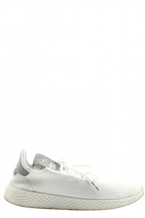 Adidas Zapatillas deslizantes blanco look casual